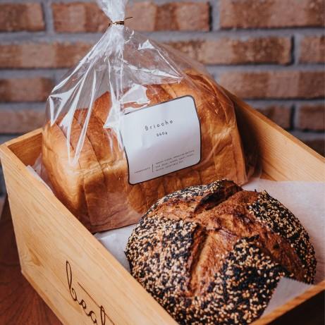 Bread Bundle (2 Loaves)