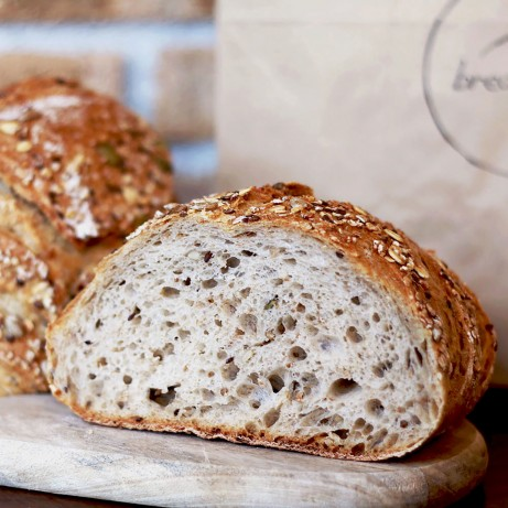 Sourdough Multiseed