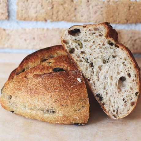 Sourdough Olive